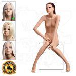 Dámská figurína VISION - Tělová póza 8