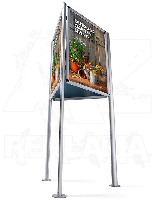 Reklamní trojboký stojan Tri Board A0 A-Z Reklama CZ