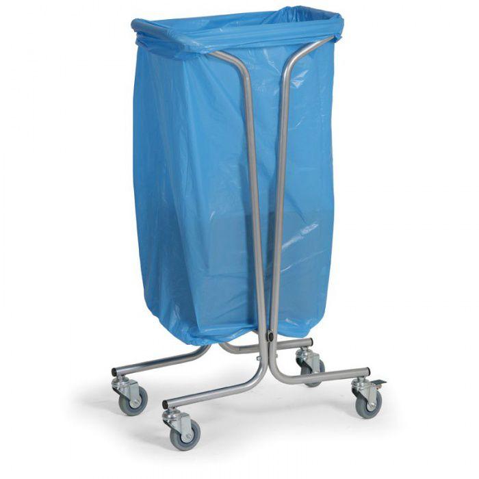 Mobilní stojan na odpadkové pytle o objemu 70 litrů a 120 litrů