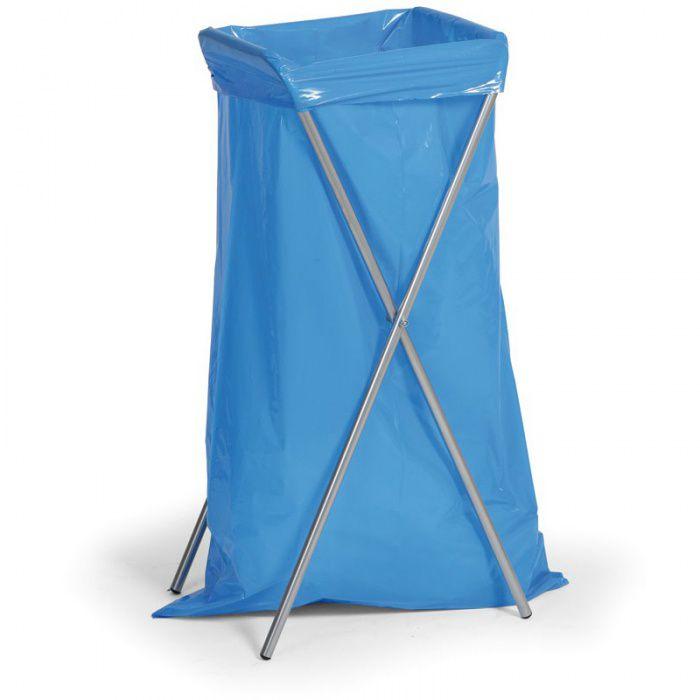 Skládací stojan pro odpadkové pytle o objemu 70 litrů