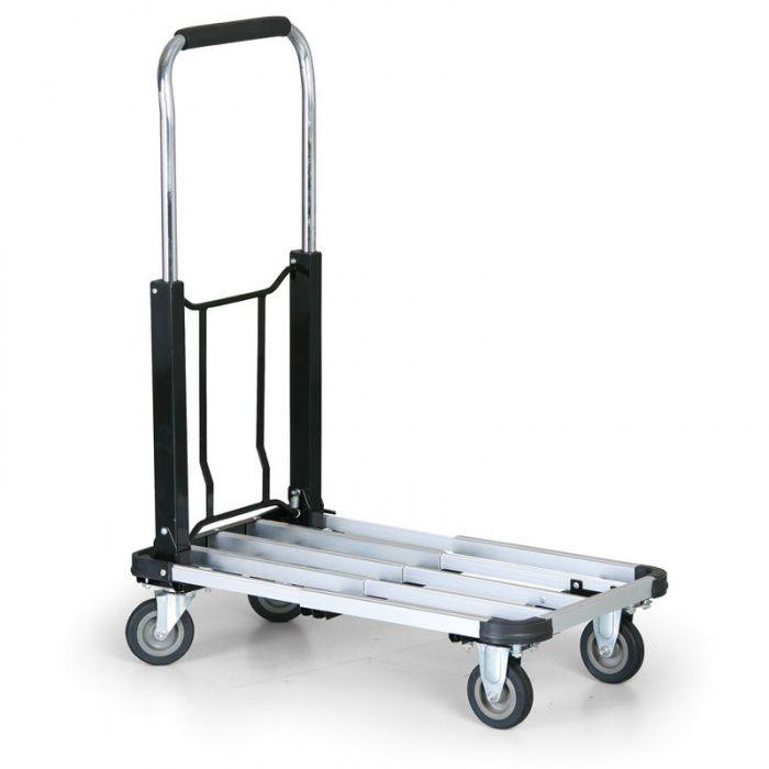 Skládací plošinový vozík - nosnost 150 kg