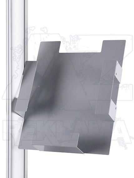Kapsa na letáky a brožury A4 pro stojan multistand A-Z Reklama CZ