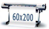 Tisk banneru 60x200cm