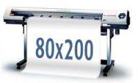 Tisk banneru 80x200cm