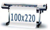 Tisk banneru pro Roll up 100x200cm