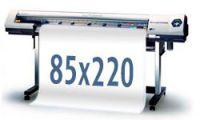 Tisk banneru pro Roll up 85x200cm