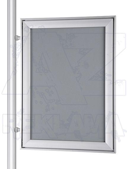 Zaklapávací rám na plakáty pro multistand B2 A-Z Reklama CZ