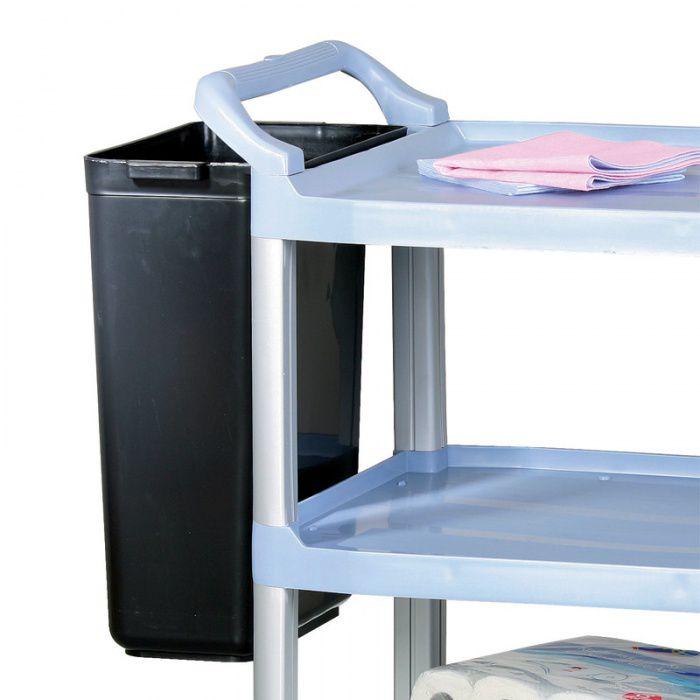 Závěsný koš velký - pro Plastový policový úklidový vozík