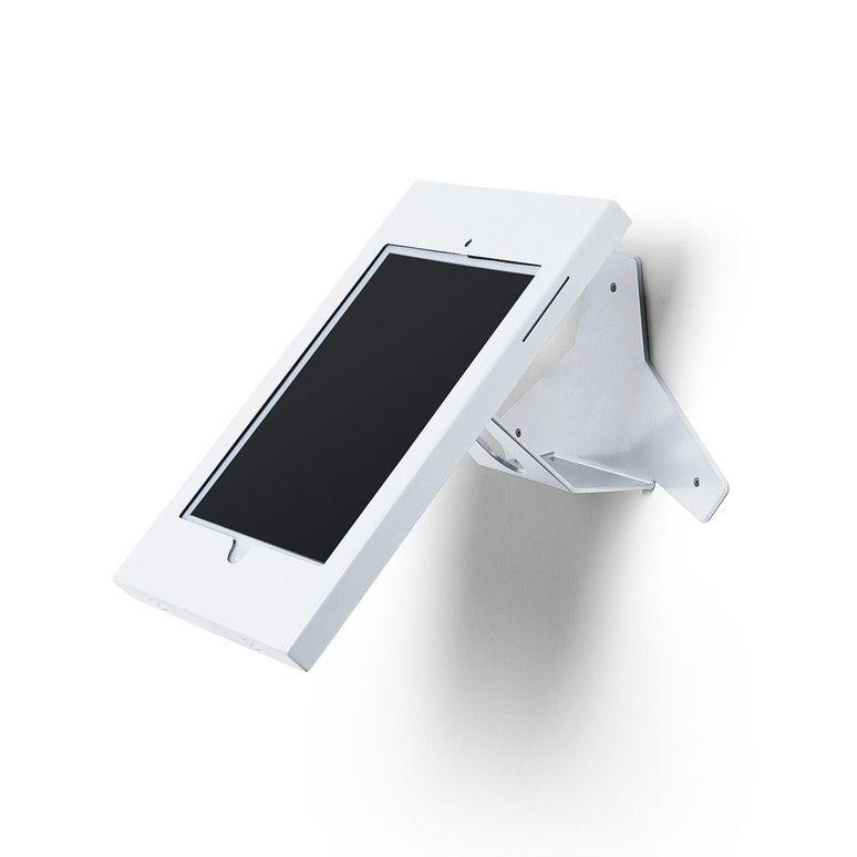 Slimcase držák tabletu s odsazením na stěnu - Bílý