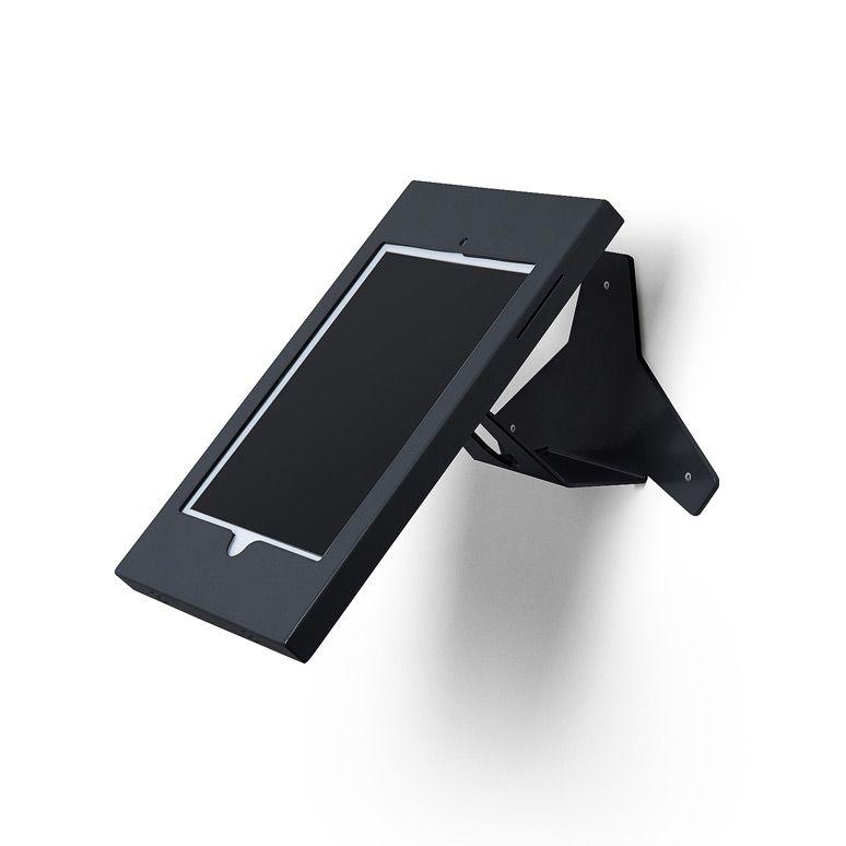Slimcase držák tabletu s odsazením na stěnu - Černý