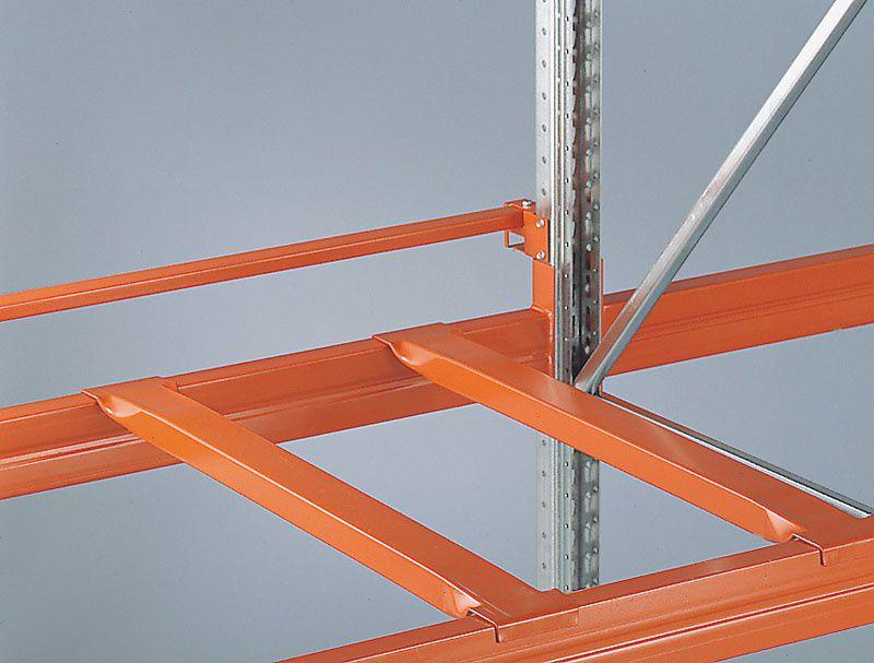 Sada 2 ks příčníků pro příčné skladování palet - délka 800 mm