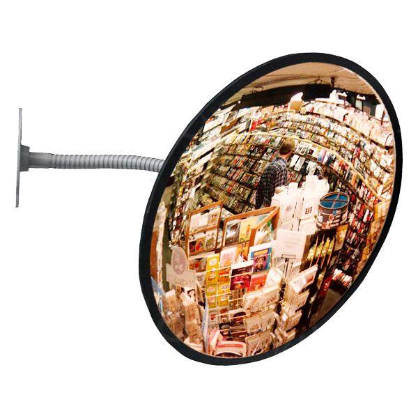 Interiérové Kontrolní zrcadlo - kulaté 400 mm, dohled 3 m