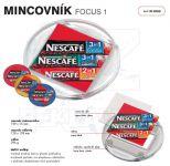 Dvojdílný reklamní mincovník FOCUS 1 A-Z Reklama CZ