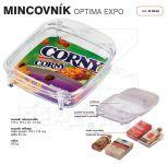 Dvojdílný plastový mincovník OPTIMA EXPO One A-Z Reklama CZ