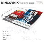 Kombinovaný reklamní mincovník TWIN EXPO DE LUX A-Z Reklama CZ