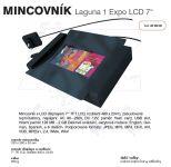 Mincovník LAGUNA 1 EXPO LCD