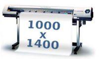 Tisk plakátu Formát 1000x1400mm
