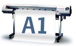 Tisk plnobarevného plakátu Formát A1 A-Z Reklama CZ
