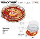 Trojdílný reklamní mincovník RONDO FLAUT A-Z Reklama CZ