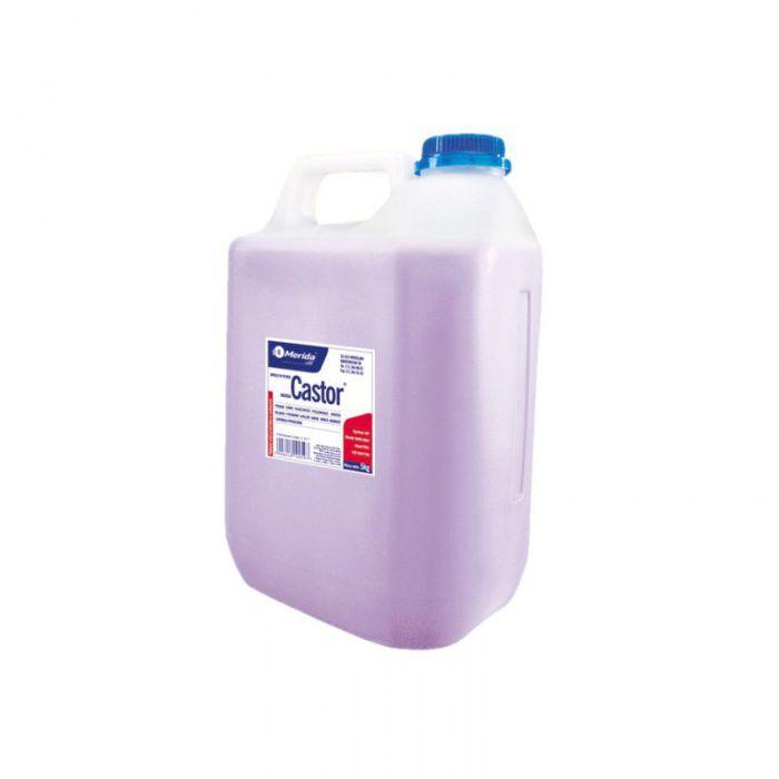 Tekuté mýdlo s kolagenem MERIDA CASTOR - Fialové