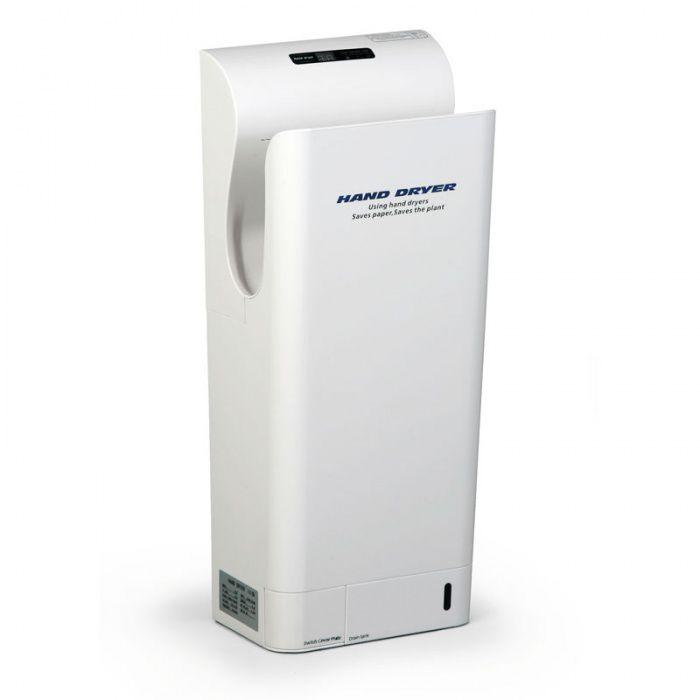 Tryskový osoušeč rukou Jet Dryer Hepa, Bílý
