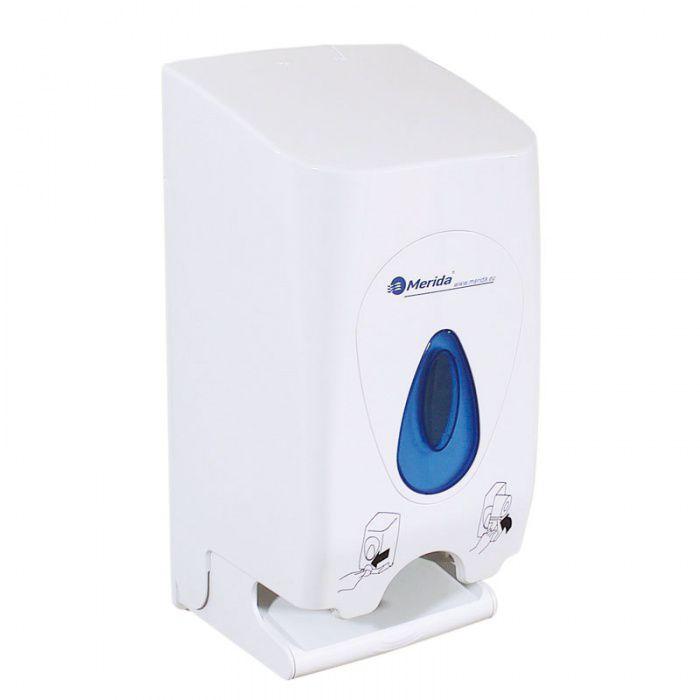 Zásobník na 2 role klasického toaletního papíru