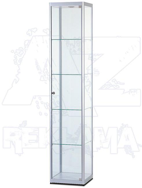 Prosklená osvětlená produktová vitrína SHOWCASE VR-24-400
