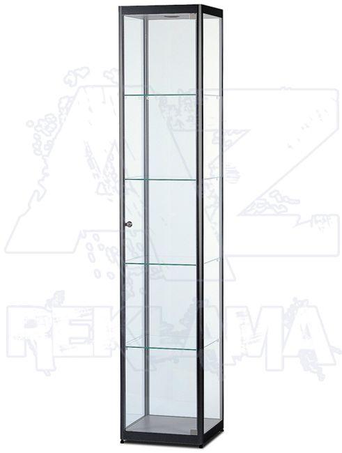 Prosklená osvětlená produktová vitrína SHOWCASE VR-24-400BL