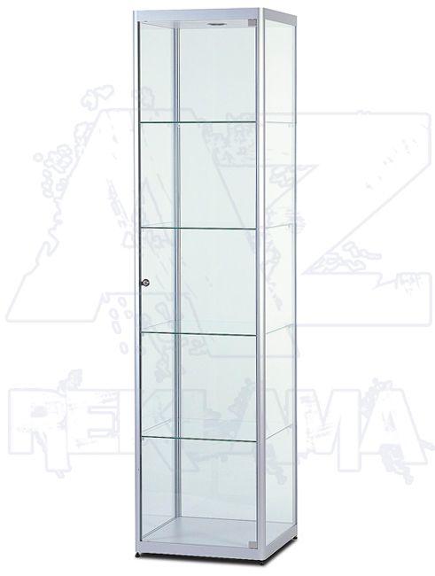 Prosklená osvětlená produktová vitrína SHOWCASE VR-24-500