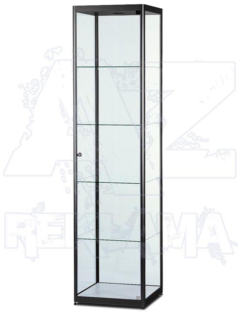 Prosklená osvětlená produktová vitrína SHOWCASE VR-24-500BL