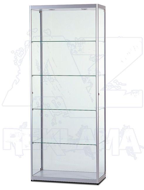 Prosklená osvětlená produktová vitrína SHOWCASE VR-24-800