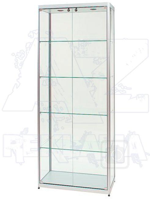 Prosklená osvětlená produktová vitrína SHOWCASE VR-24-800-F