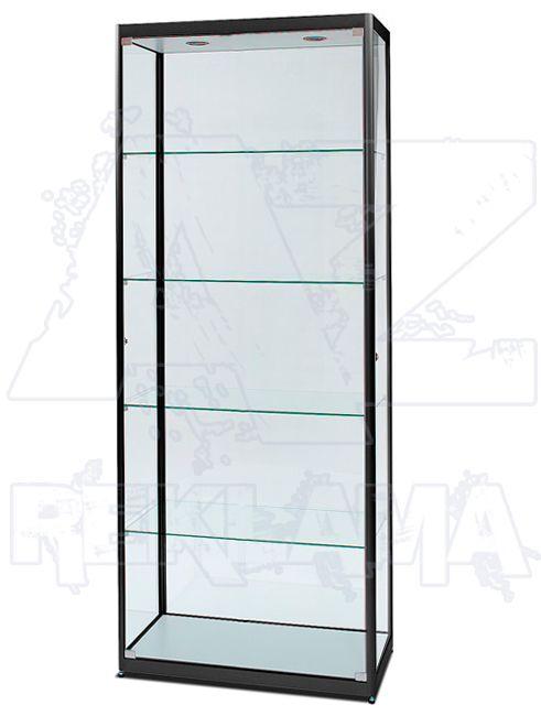 Prosklená osvětlená produktová vitrína SHOWCASE VR-24-800BL