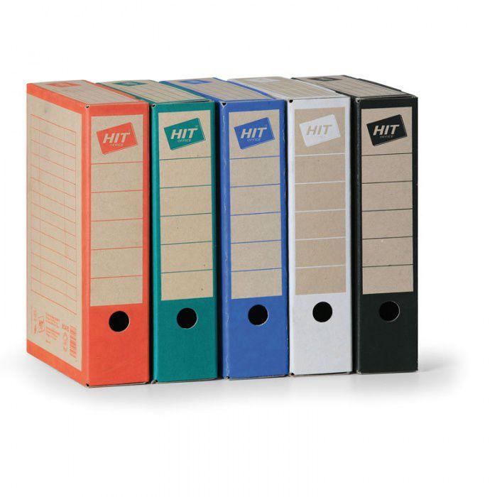 Archivační krabice Board - hřbet 7,5 cm - Modrá - Balení po 20 ks