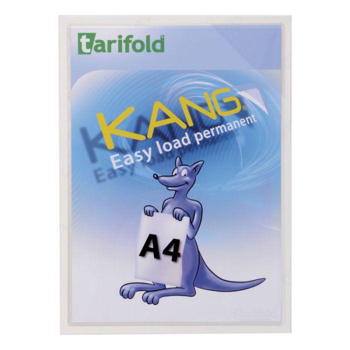 Samolepící permanentní kapsa Tarifold A4, sada 5 ks