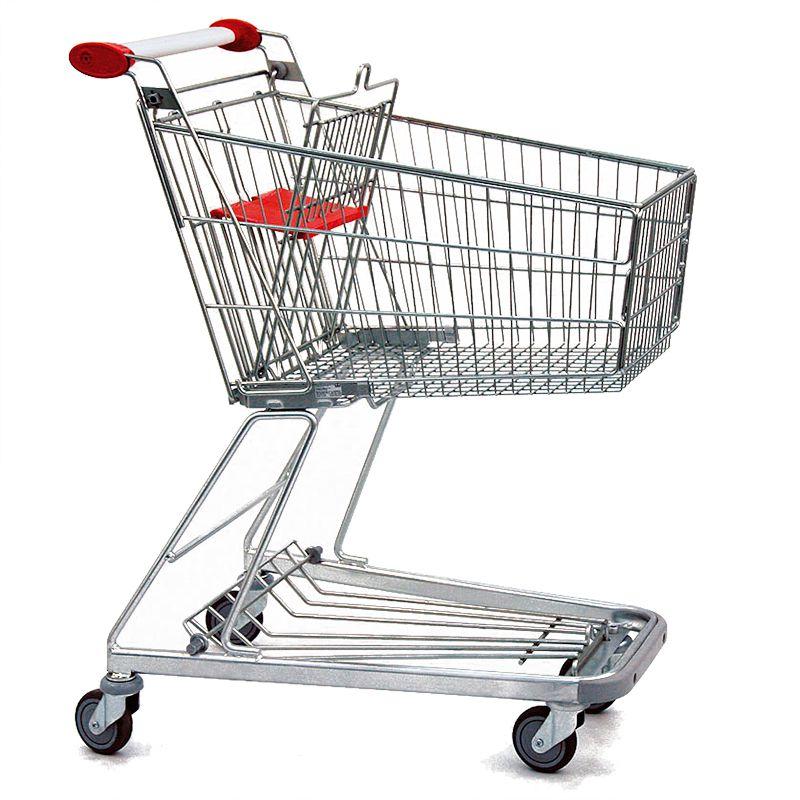 Nákupní vozík Classic 90 - Košík bez dětské sedačky