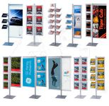 Stojan Multistand s 10 zásobníky na prospekty A4 A-Z Reklama CZ