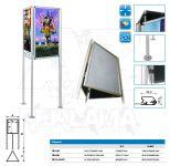 Reklamní trojboký stojan Tri Board A1 A-Z Reklama CZ
