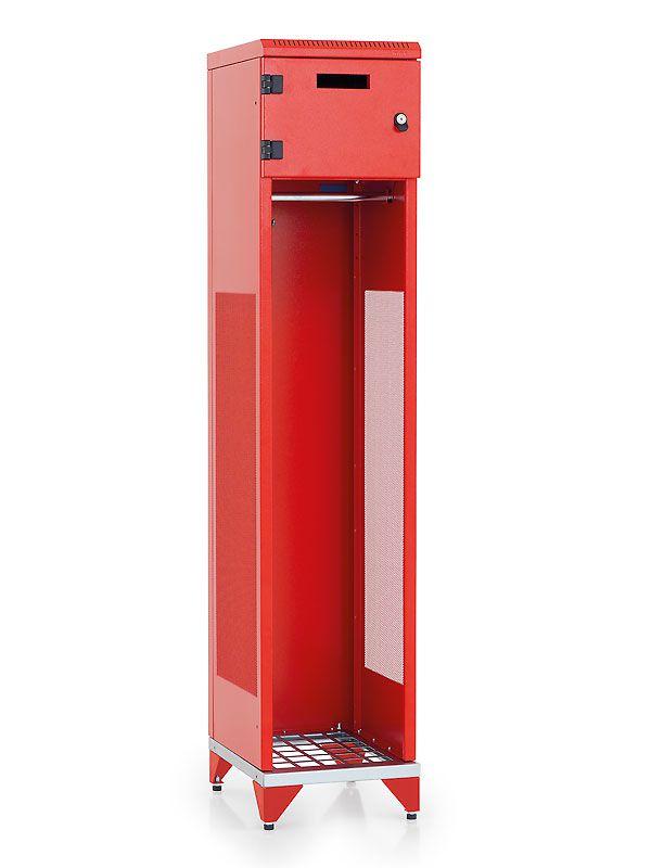 Skříň pro hasiče a záchranné složky IPB - cylindrický zámek