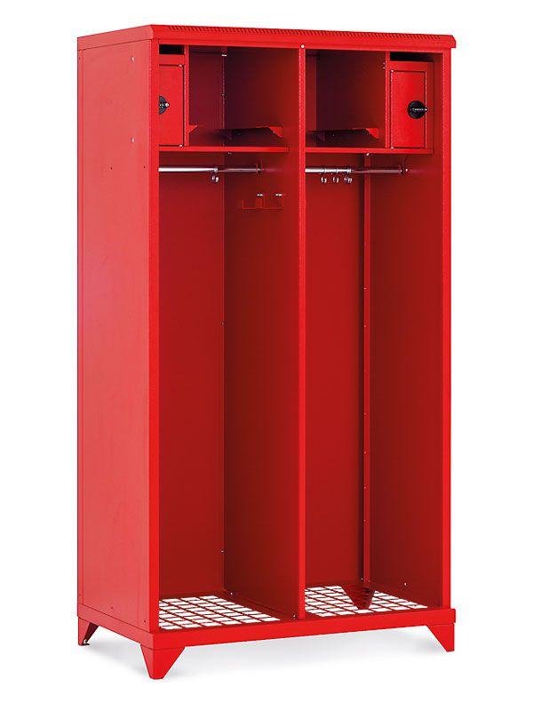 Skříň pro hasiče a záchranné složky IPC - cylindrický zámek