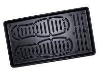 Plastová podložka pod obuv