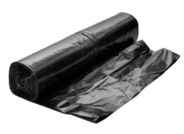 Sáček na odpad 30 litrů 7,3 mic, černý - 40 bal. Po 50 sáčcích