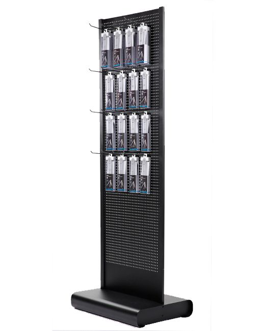 Basic Tower Stand - 460x1610x400 mm, Černý