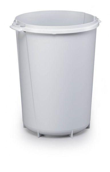Odpadkový koš DURABIN ROUND 40 litrů - Šedý