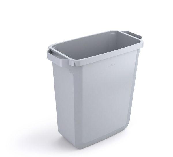 Odpadkový koš DURABLE - DURABIN 60 litrů - Šedý