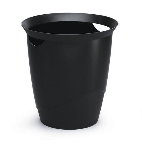 Odpadkový koš TREND 16 L - Černá