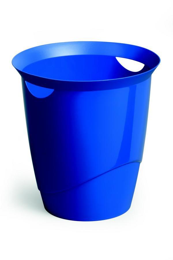 Odpadkový koš DURABLE TREND 16 L - Modrá