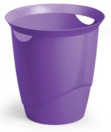Odpadkový koš DURABLE TREND 16 L - Purpurová