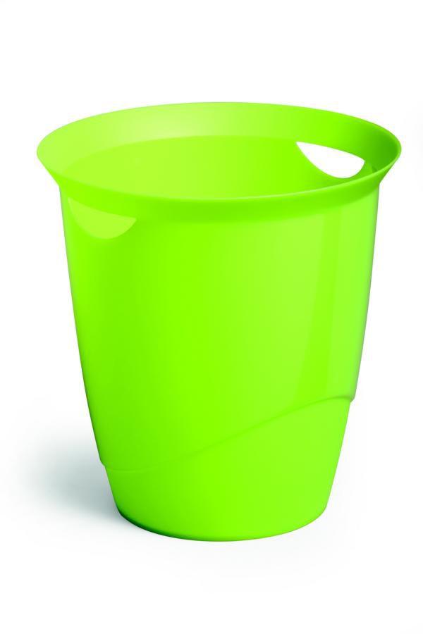 Odpadkový koš DURABLE TREND 16 L - Zelená