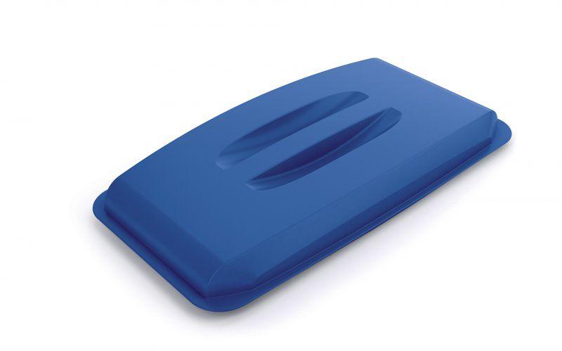 Poklop na odpadkový koš - DURABIN LID 60 - Modrý DURABLE